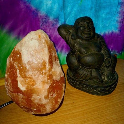 Clean Your Air Naturally with a Himalayan Salt Lamp Plus Special Discount #HimalayanSalt @USFG # ...