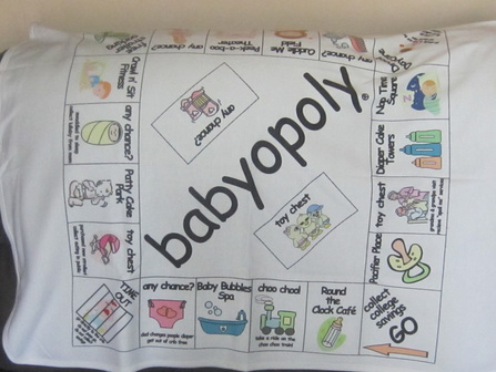 ... Cute Baby Shower Gift Idea: Babyopoly Swaddle Blanket The Best Pink Baby  Shower. Updated: ...