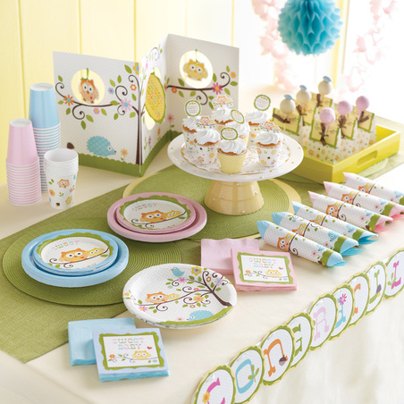 Celebrating the birth of your child hosting a welcome for Baby welcome party decoration ideas