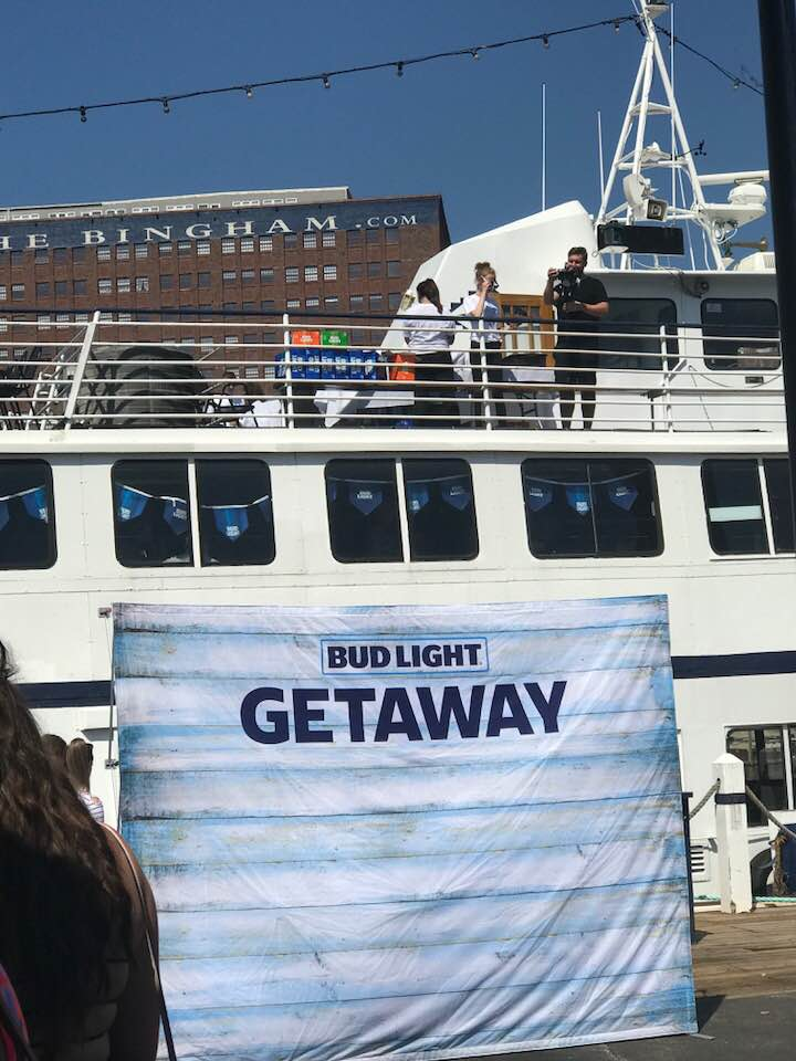 I Won a Bud Light Lake Getaway In Cleveland #NotSponsored